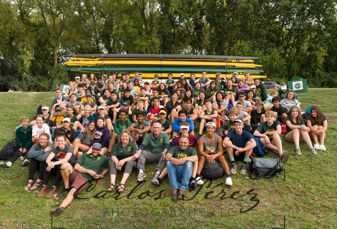 Ann Arbor Huron Crew Team Picture-1